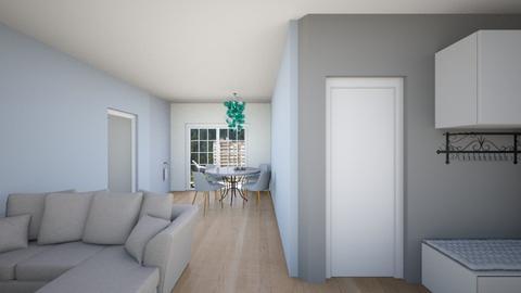 Cologno M divano 3 - Living room - by natanibelung