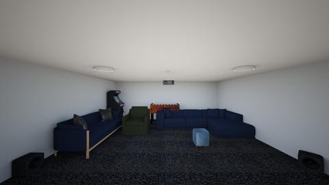room desig by ilyas vawda - Modern - by ilyas vawda
