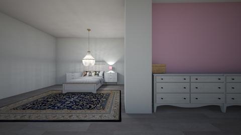 Dream Bedroom  - Bedroom  - by Idkwhy