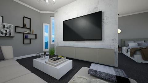 Hotel room - by Aldaneziri
