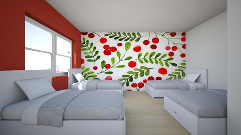 xcfghjk - Living room  - by AleksandraZaworska98