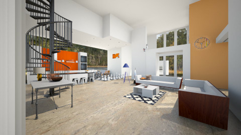 Brand New Sliced - Modern - by Interior enthusiast