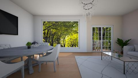 L - Living room  - by mimiis