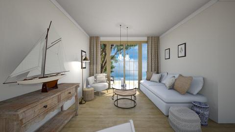 N11120 3 - Living room  - by AleksandraZaworska98