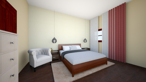 Bedroom - Bedroom - by gyorevera