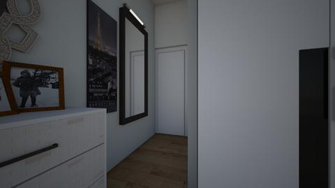 Jeff MBR12 - Bedroom - by Muthue
