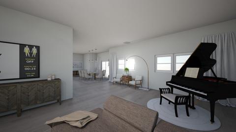 Living and dining - Living room  - by EliseSletsjoe