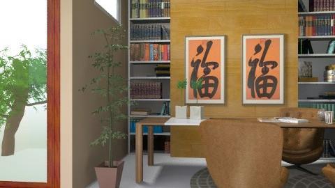 Brow office - Modern - Office  - by sahfs