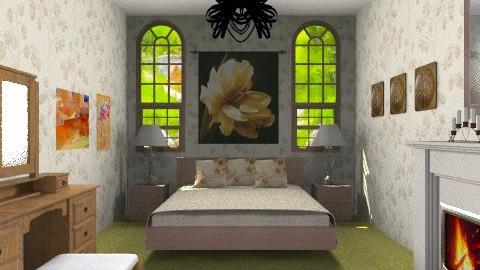 Mini_2 - Classic - Bedroom  - by milyca8