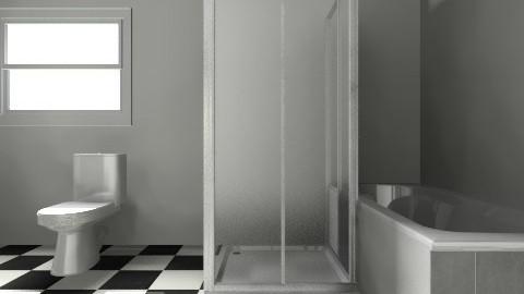 bathroom boutique - Retro - Bathroom  - by tomtom142