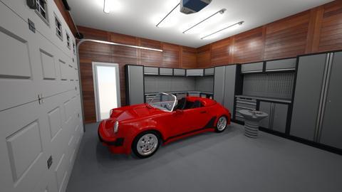 Garage - Modern - by Technoblade123