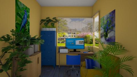 yellowbluegreen - Office - by Phospective