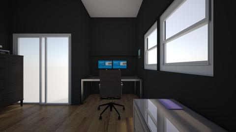 room design - Modern - Office - by snielsen31