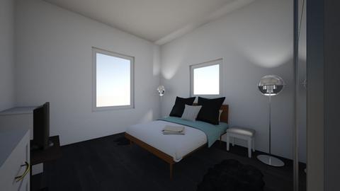 Master bedroom 2020 - Modern - Bedroom - by DESIGNGEP