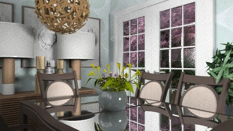 Retro 5 - Retro - Living room  - by Cathd0411