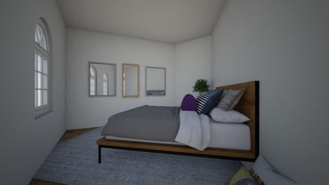 Bedroom - by Ivy_ryanne