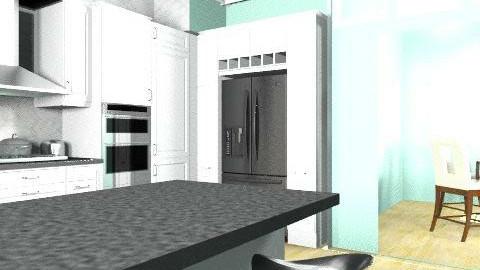 Home - Classic - Kitchen  - by drummerx33grl17