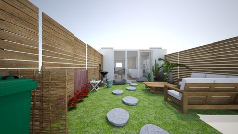 home 12 - Living room  - by Gesuus