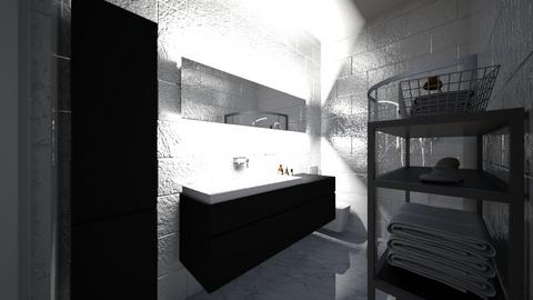 N 194 - Bathroom  - by 32000