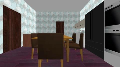 Small House - Minimal - by Lizzielizard13