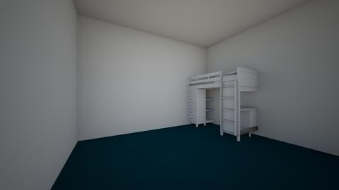 nh - Bedroom - by Kaylee Morley