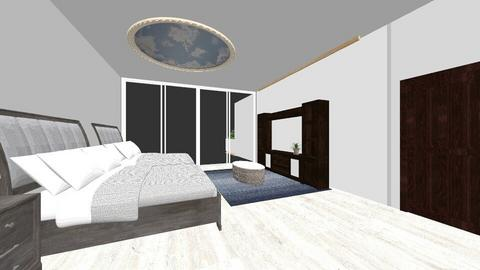Bey Hotel - Living room  - by 20hatahi