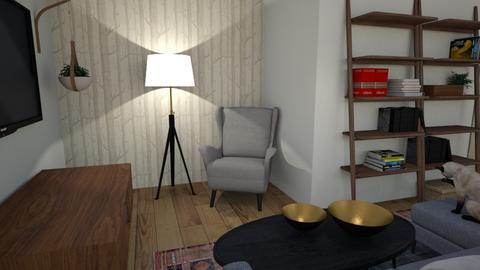 WZ Finaler Entwurf 6 - Living room  - by Pris_Frauenzimmer