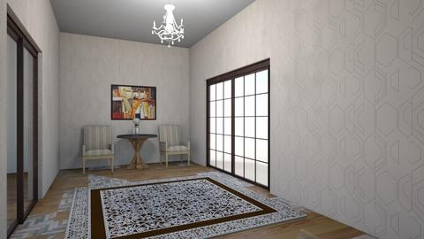 My house - Vintage - Office  - by Thinh Vuong Interior
