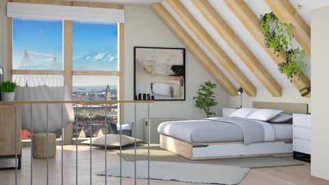 Attic - Bedroom  - by Lizzy0715