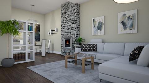 gallico - Modern - Living room - by domenicopennestri2