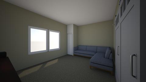 Media Room 3 - Classic - Living room - by sxwray