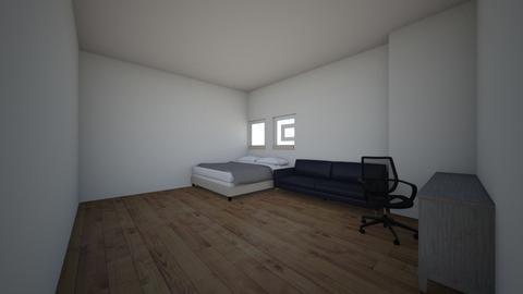 Sebastian Zapata Ramirez  - Bedroom  - by El Cbas