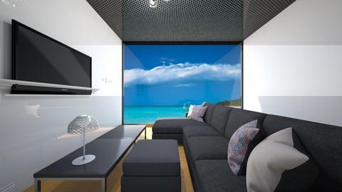 Salon moderno - Modern - Living room  - by anaiss