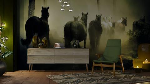 M_ Opium - Living room  - by milyca8