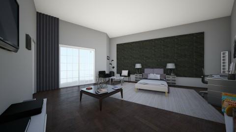 Zac USA - Bedroom - by MaisieTang
