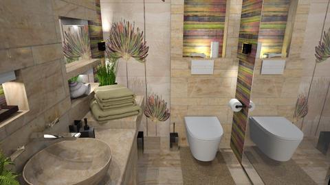 toilet - Classic - Bathroom  - by ZsuzsannaCs