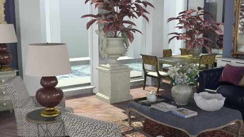 poltrona 2 - Classic - Living room  - by naki1