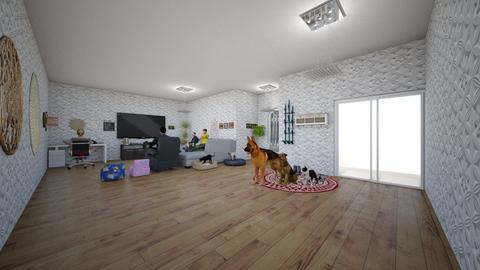 lacie living room - Living room - by Kaylee Willis