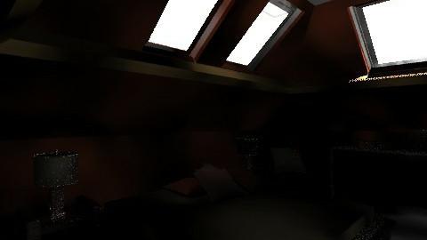 bedroom - Bedroom - by PaperFlower