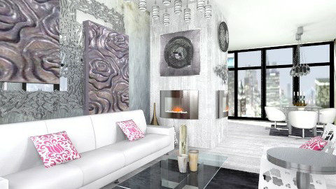 Steel My Stone - Modern - Living room - by BriaFaith