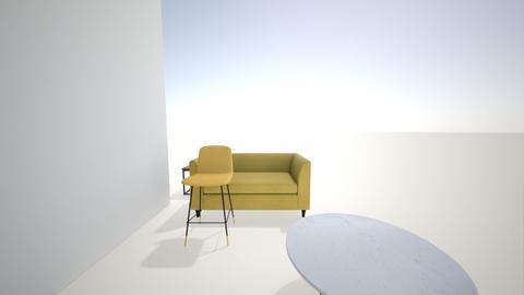 In the mirror - Modern - Living room  - by Mila dimitrova