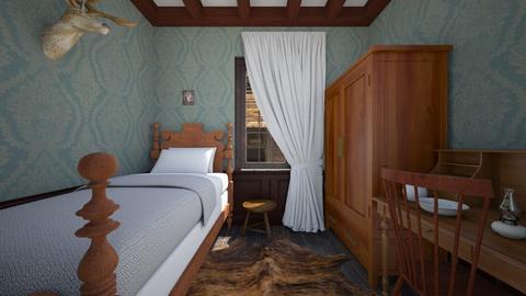 Saloon Bedroom - Bedroom  - by SammyJPili