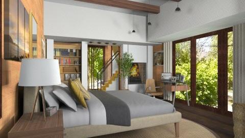 Sunset Room - Classic - Bedroom  - by cheyjordan