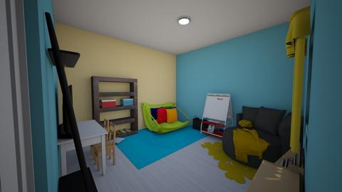 play room - Kids room  - by ian04928