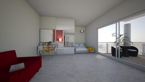 my dream bedroom - Bedroom - by anaclaraalvesjianelli