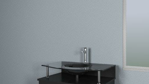 bath - Minimal - Bathroom  - by superfly