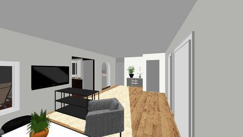 house - Modern - Living room  - by zsakbalazs
