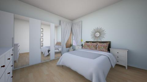AmyRaffBedroom - Living room  - by romacandy