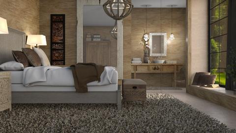 515 - Modern - Bedroom  - by Claudia Correia