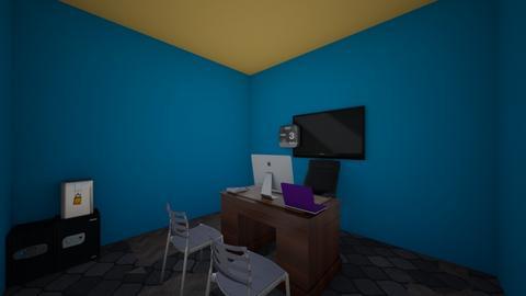 Work Boss room - by Cat_Maniac_4_life